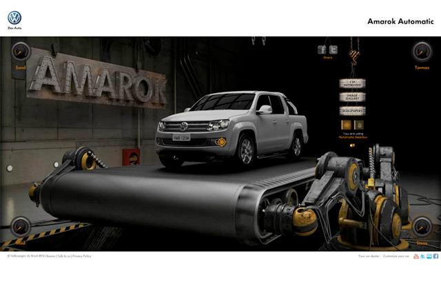 Volkswagen : Automatic Amarok