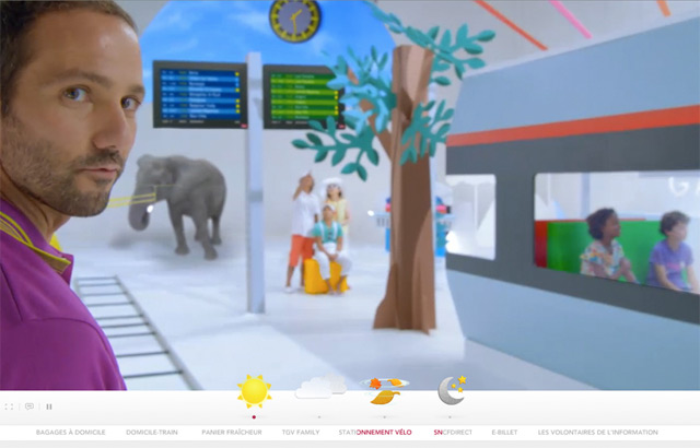 SNCF : Les petits services