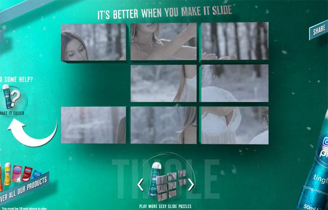 Durex Play | Sexy Slide Puzzles