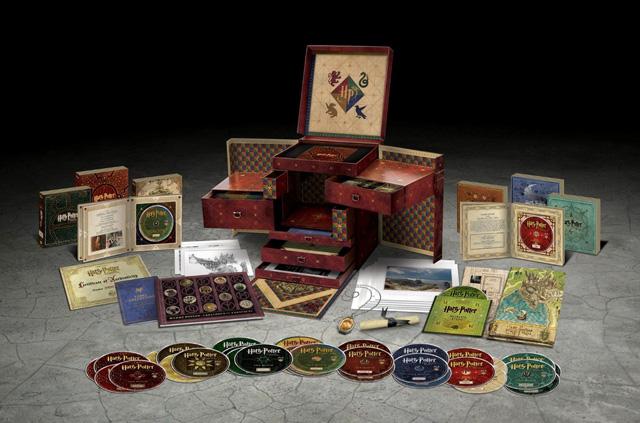 Harry Potter - Coffret ultime - Edition limitée et numérotée - Intégrale