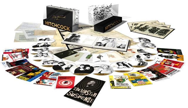 Alfred Hitchcock - Coffret 14 Blu-ray