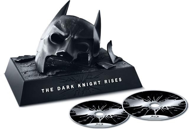 The Dark Knight Rises - Édition limitée spéciale Amazon.fr [Blu-ray]