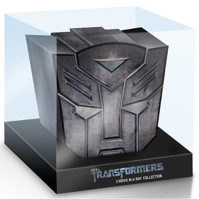Transformers - Coffret trilogie