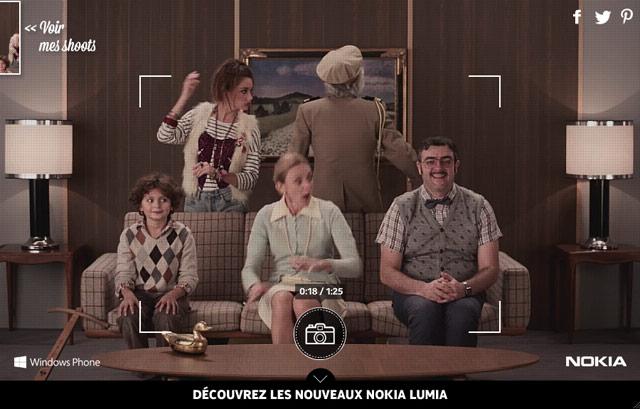 Nokia Les inshootables