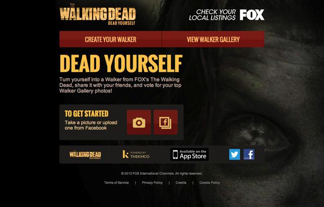 The Walking Dead | Dead yourself