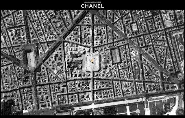 Chanel | Nouvelle montre Première