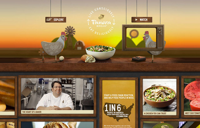 Panera Bread | Live consciously, eat deliciously