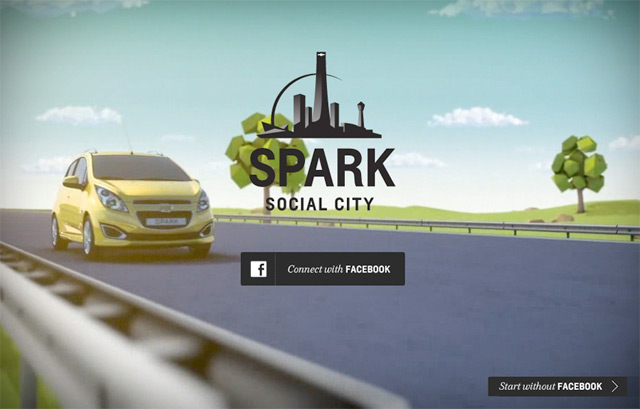 Spark | Social city
