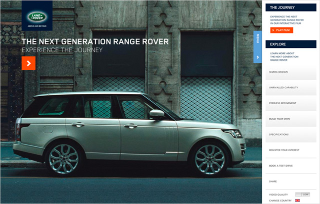 The All-New Range Rover