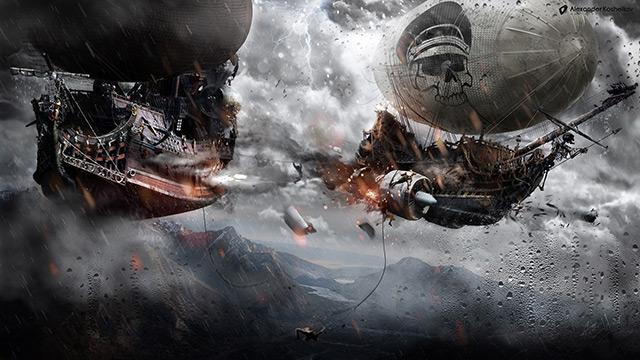 Airship of doom (2013)