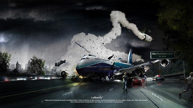 Luftbanza Airlines (2012)