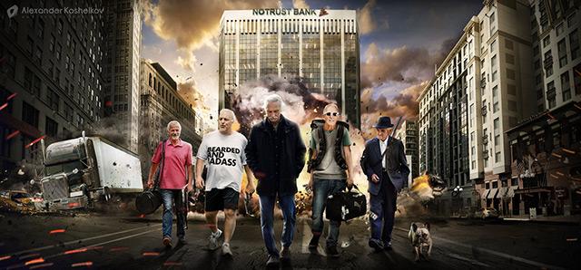 Big Notrust Bank Robbery (2013)
