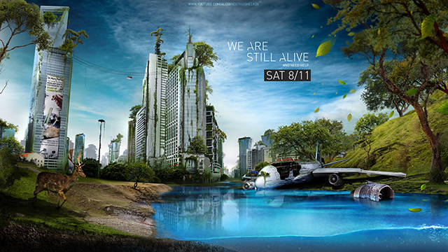 We are still alive (2012)