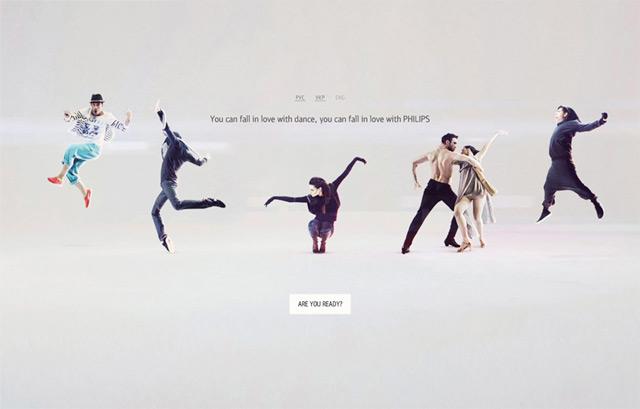 PHILIPS DANCE