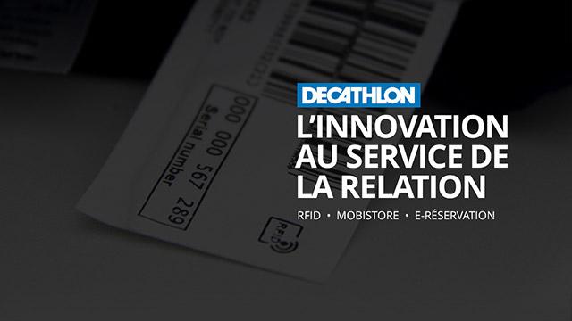 Decathlon marque 3 nouveaux points dans l'innovation au service du client