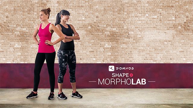 Domyos propose un Mix&Match pour sa collection fitness