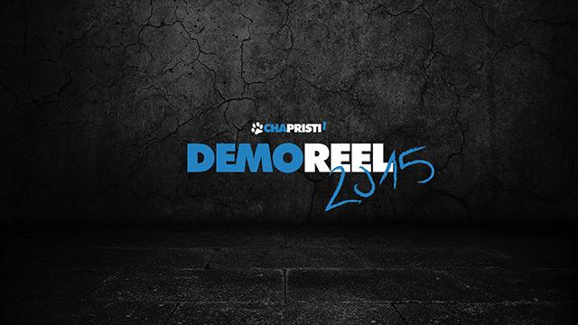 Chapristi dévoile son Demoreel 2015