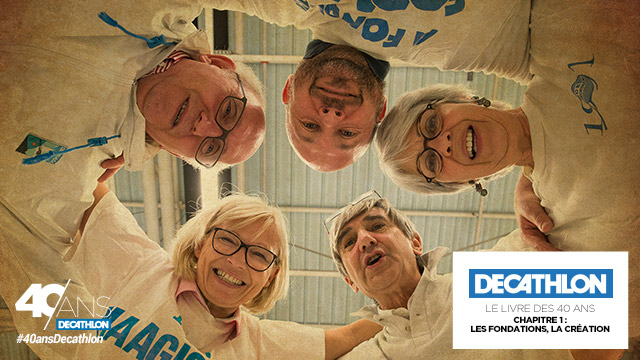 Decathlon 40 ans